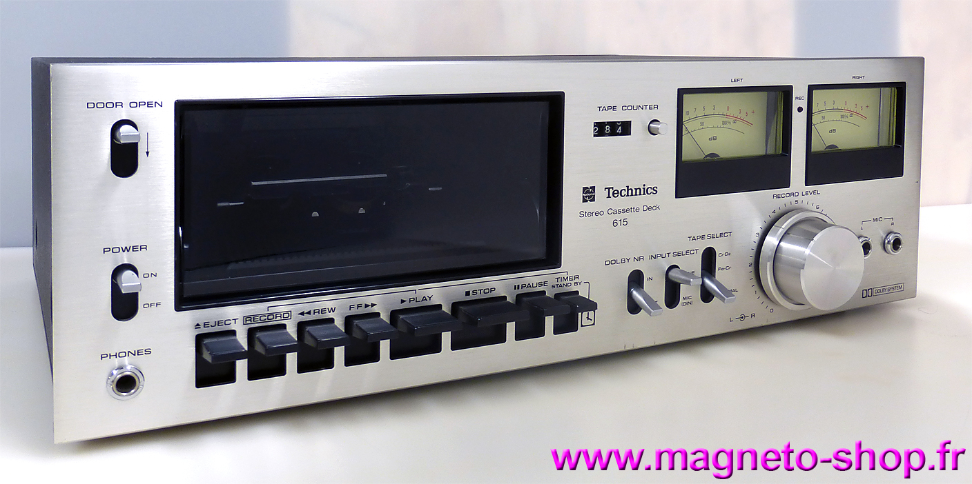 TECHNICS RS-615 US