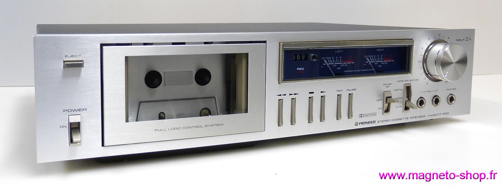 PIONEER CT-200