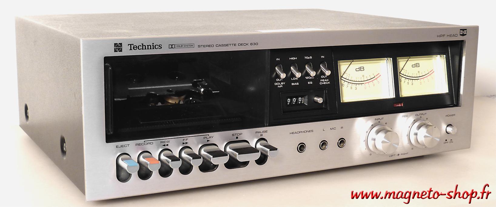 TECHNICS RS-630 AUS
