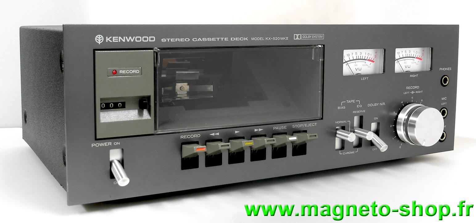 KENWOOD KX-520 MKII