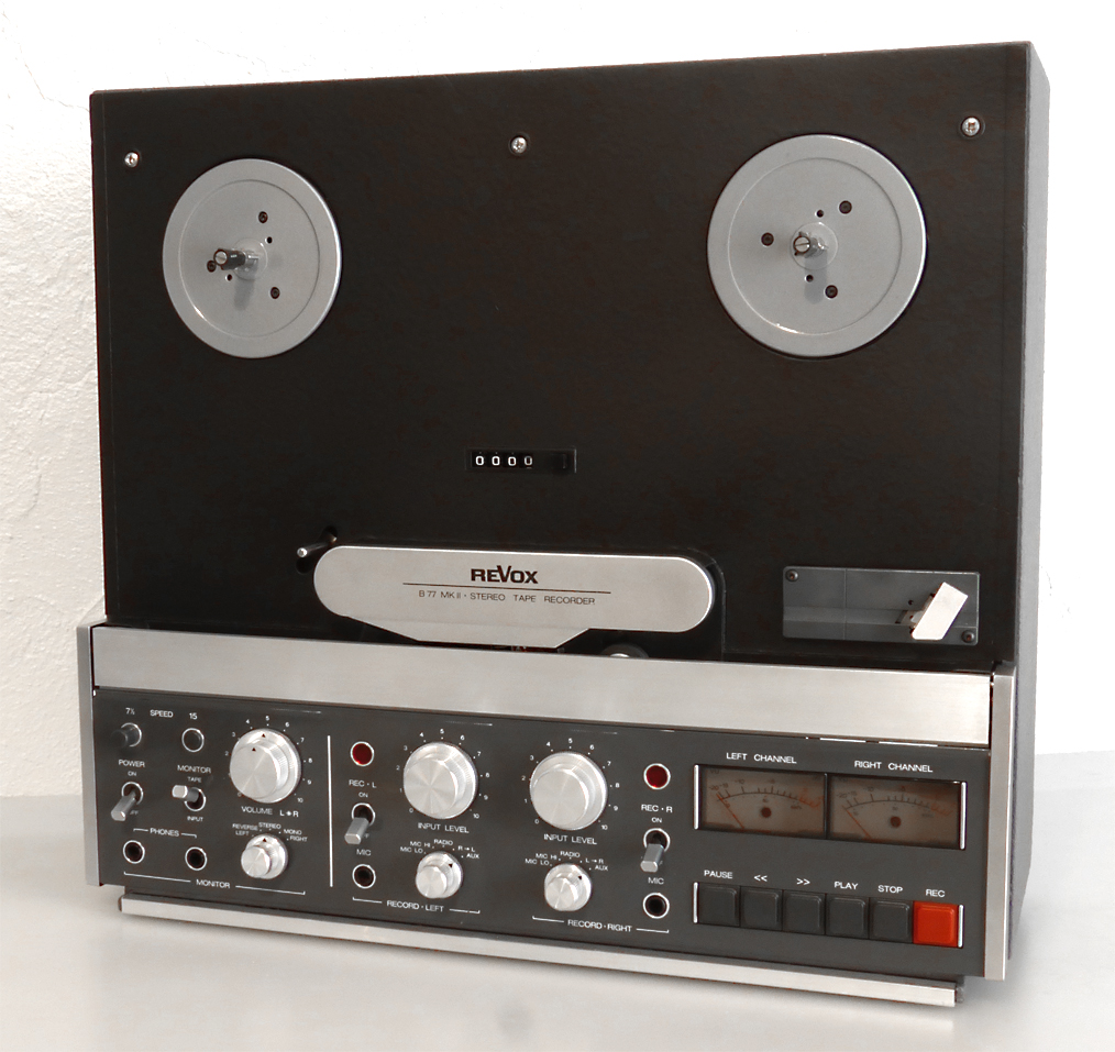 REVOX B-77 MKII / H-SPEED