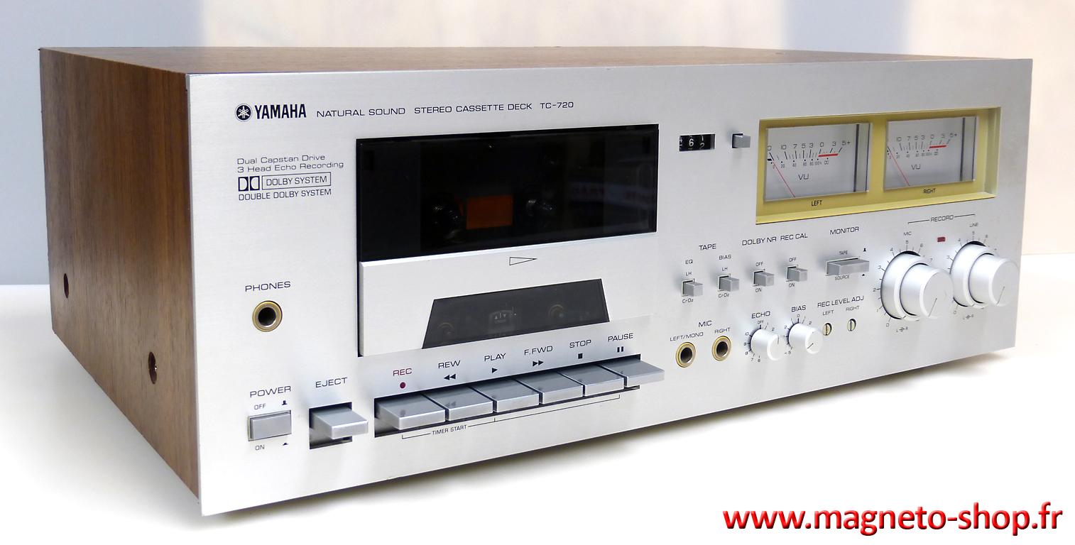 YAMAHA TC-720