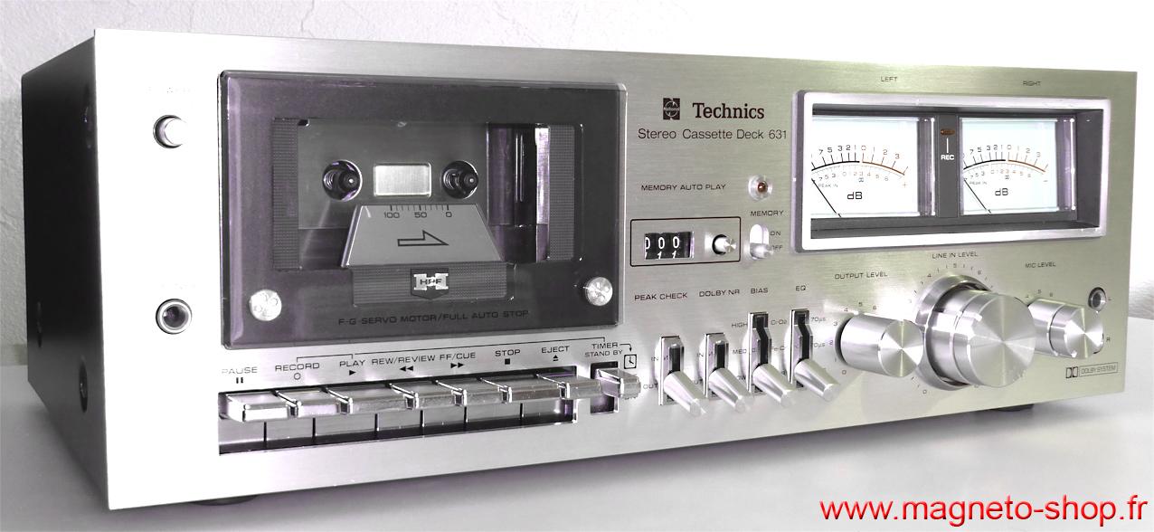 TECHNICS RS-631