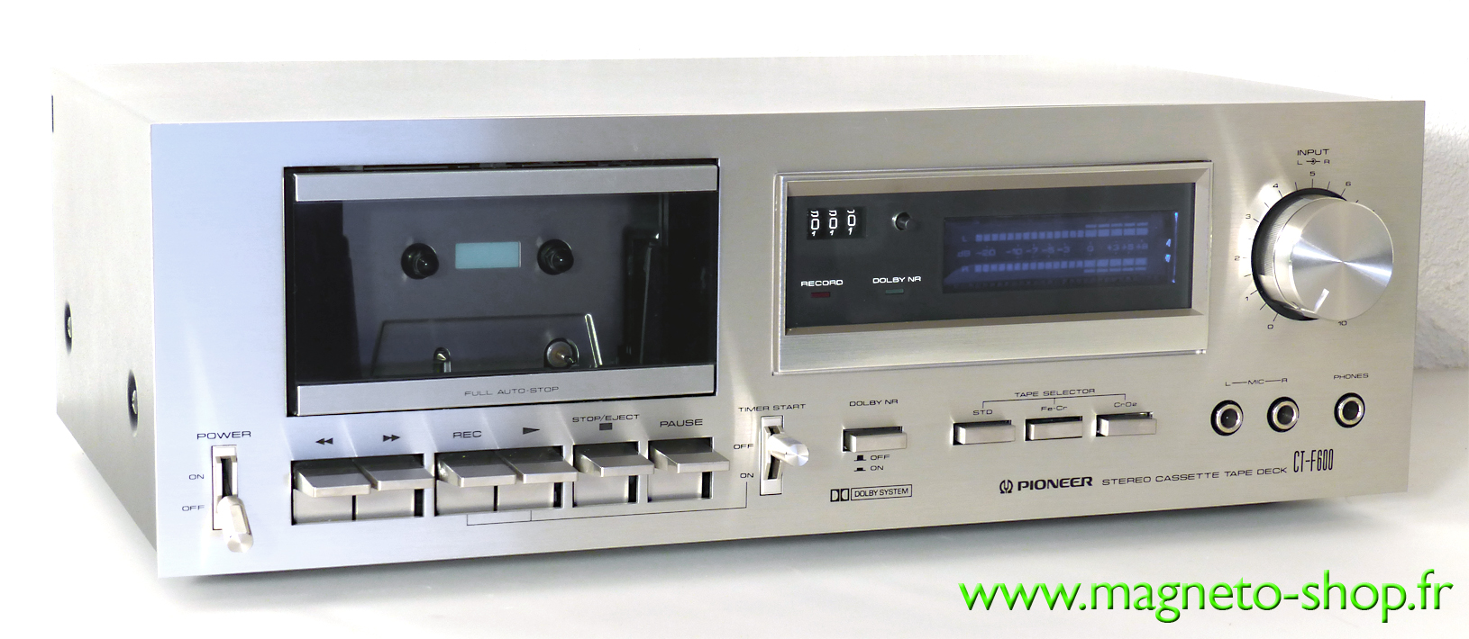 PIONEER CT-F600