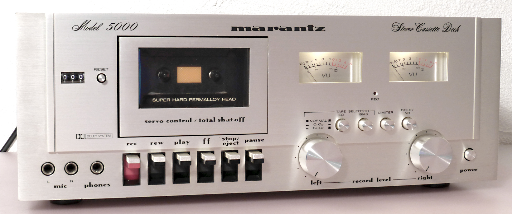 MARANTZ MODEL 5000