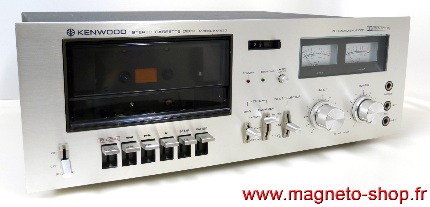 KENWOOD KX-630