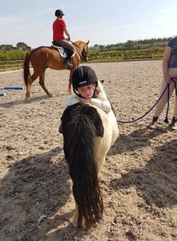 Bare Back Pony Fun