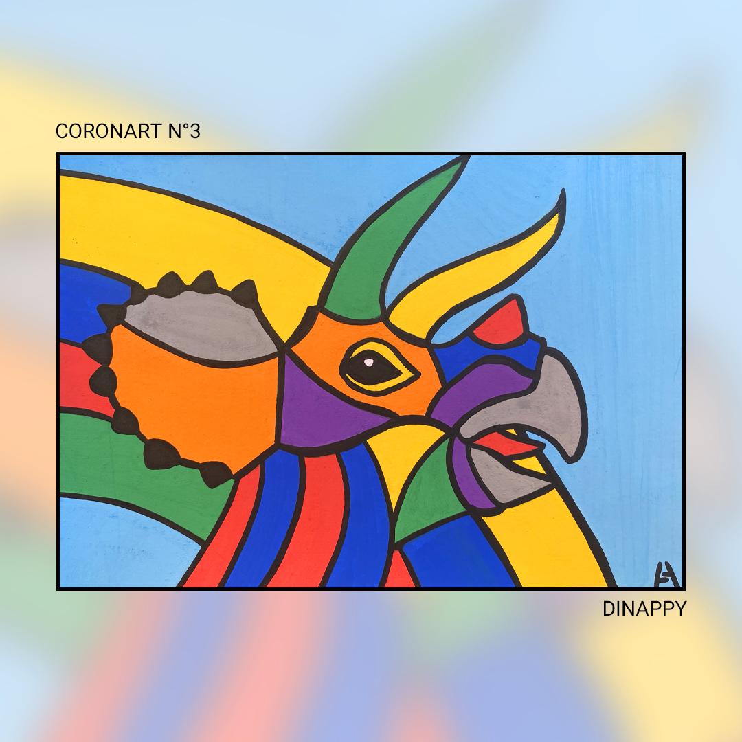 coronart 3