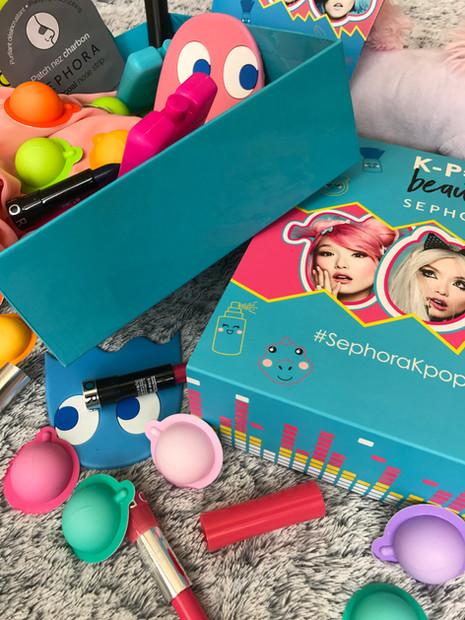 SEPHORA K-POP BOX
