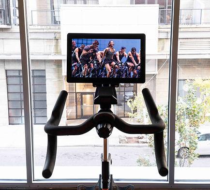 Les Mills Virtual Bike in MFH