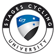 Stages Cycling Univesity Logo