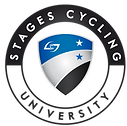 Stages Cycling University Logo