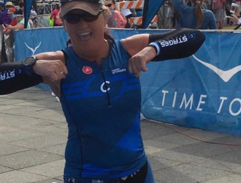Pam Benchley Beat Cancer with Lessons from the Bike