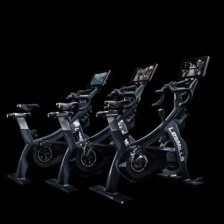 Les Mill Virtual Bikes