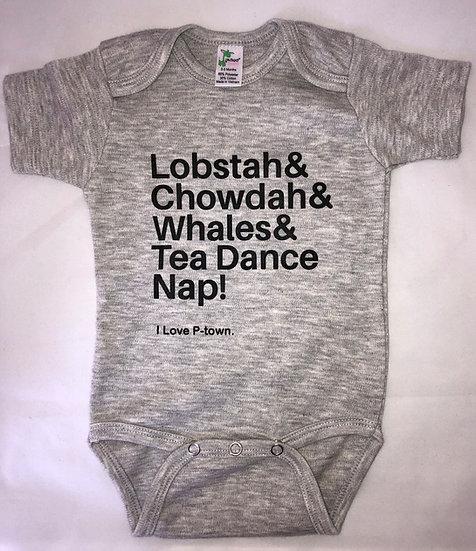 Tea Dance Onesie