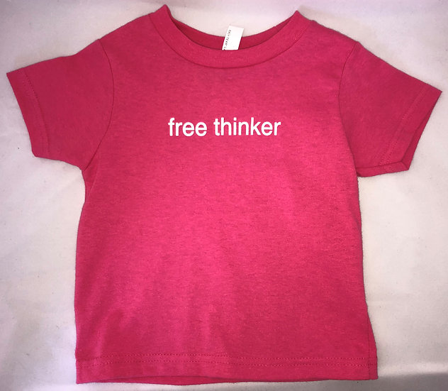 Free Thinker Tee Shirt