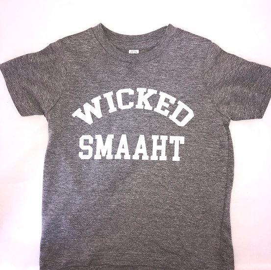 Wicked Smaaht Tee Shirt