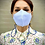 Thumbnail: ANTIVIRAL Mask with Vegan Leather Strap - Beak
