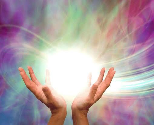 Energy-healing workshop