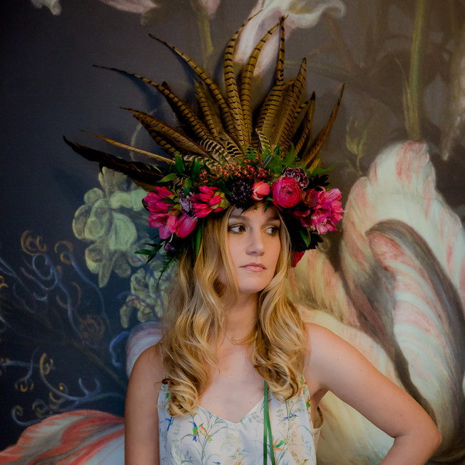 Styled Shoot | Boho Luxe and Vintage Glam