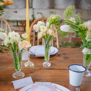 Styled Shoot | Love in Wartime