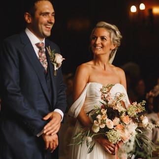 Lisa & David. Portmeirion