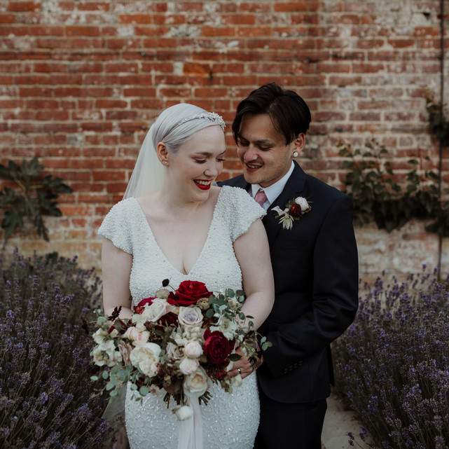 Emma & Nathan. Garthmyl Hall