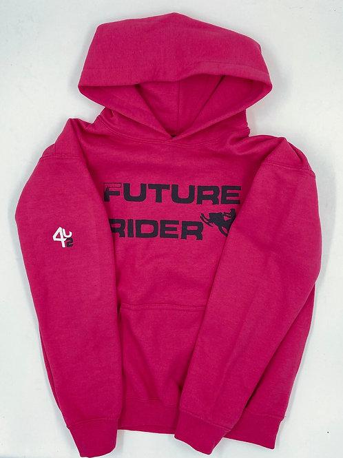 Hoodie Future rider rose