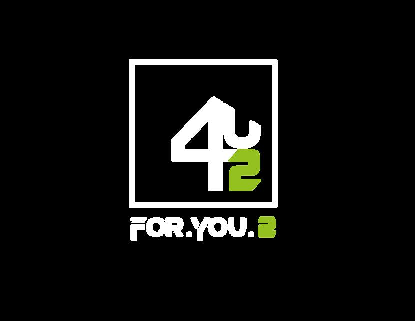 Logo 4U2, marque de vêtements et accessoires.