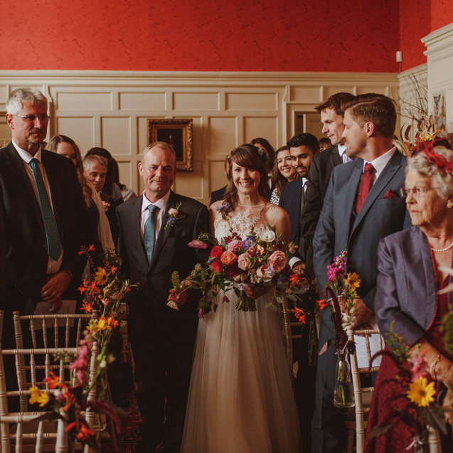 Harriet and Bob. Plas Dinam Country House