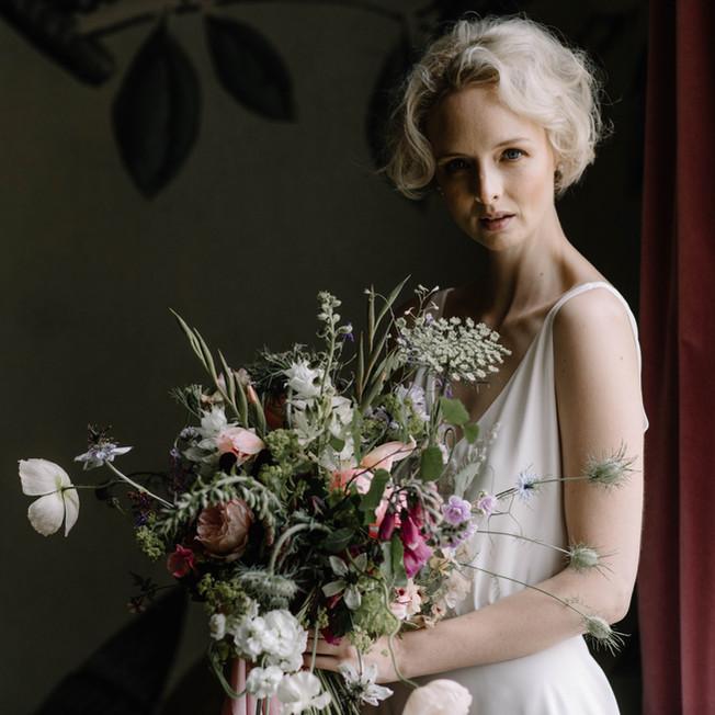 Styled Shoot | British Flower Week