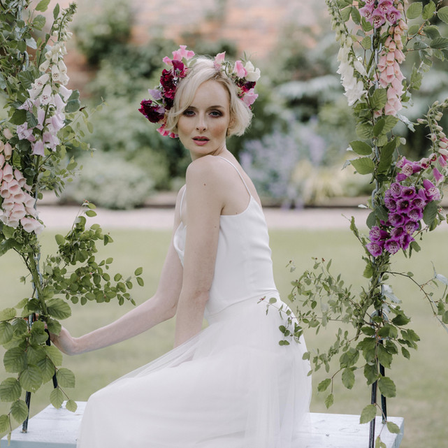 Styled Shoot | British Flower Week