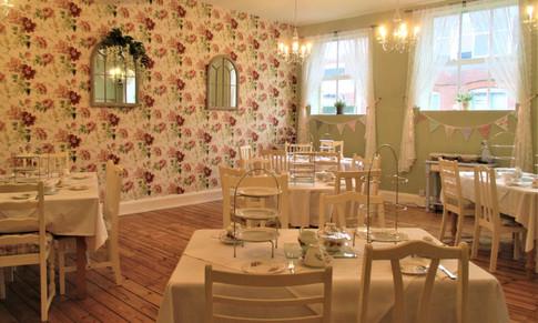 Our Beautiful Vintage Tearoom