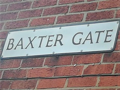 Welcome to Baxter Gate