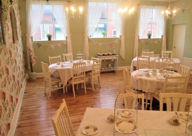 Our Vintage Tearoom