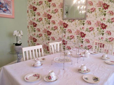 Tea & cake anyone?