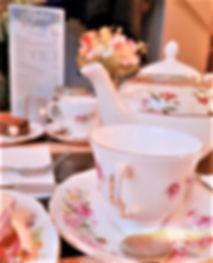Time For Tea & Cake!