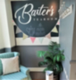 Baxter's Tearoom Logo