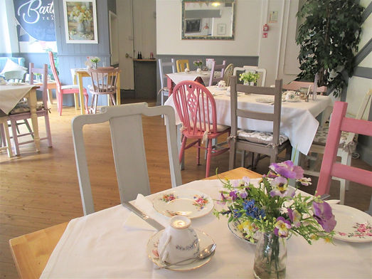 Our Pretty English Tearoom