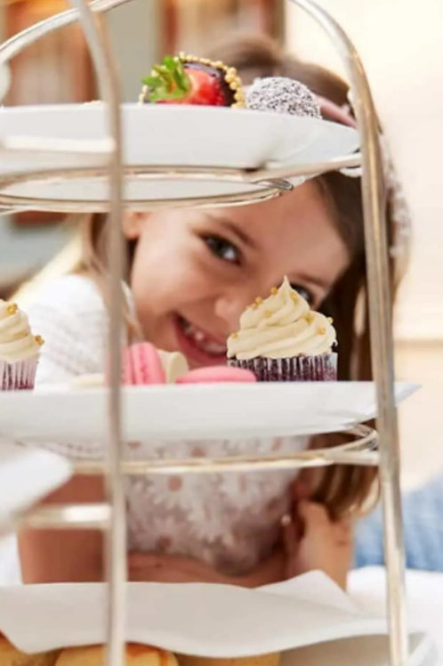Take-away Kid's Afternoon Tea for One