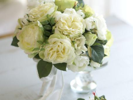 やっぱり薔薇が好き♪ 一番人気はバラのブーケです♪