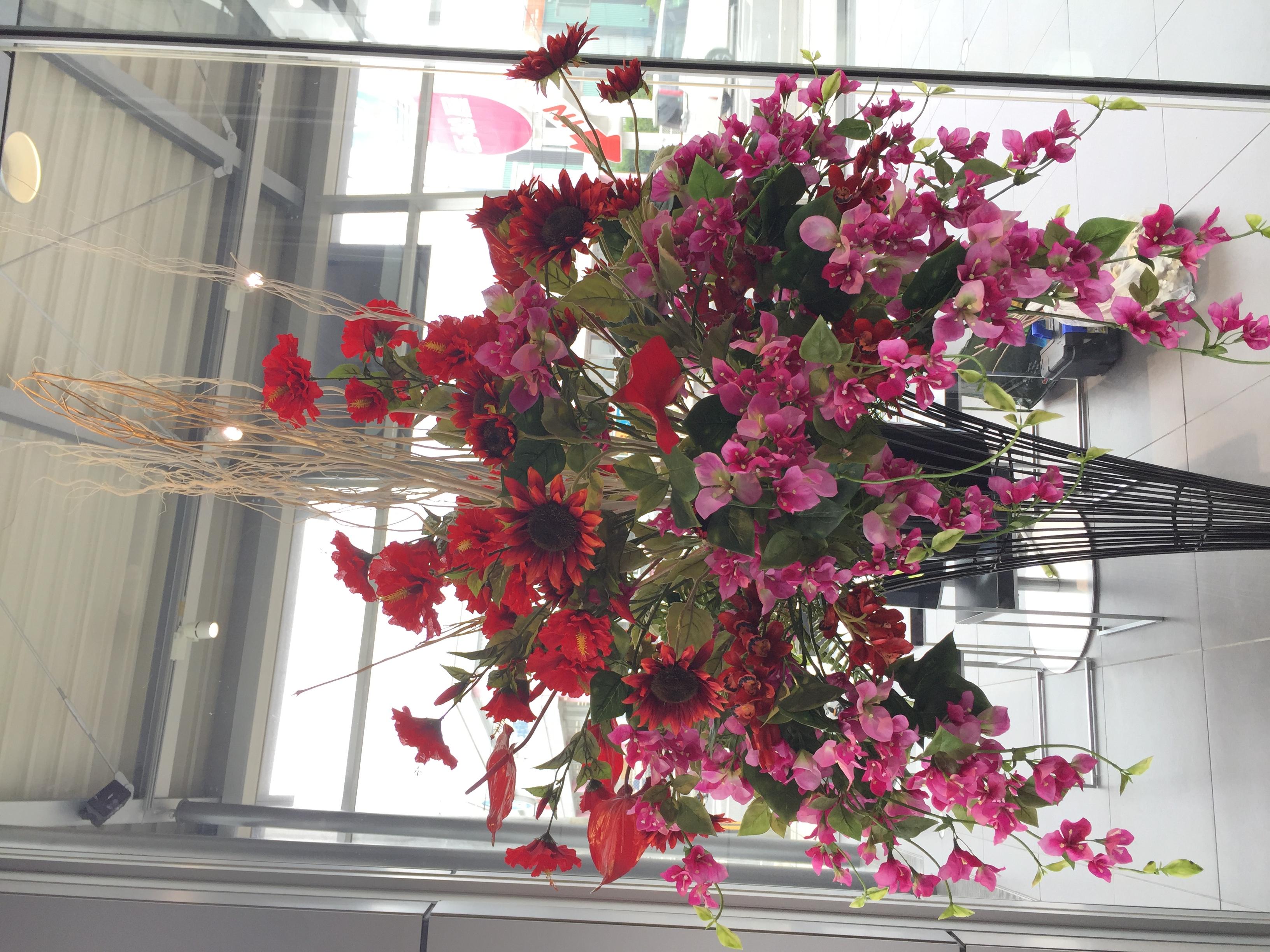 アウディ板付様 夏の花