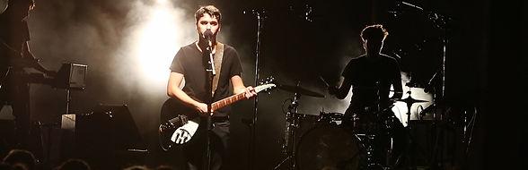 Bigger, prochains concerts rock