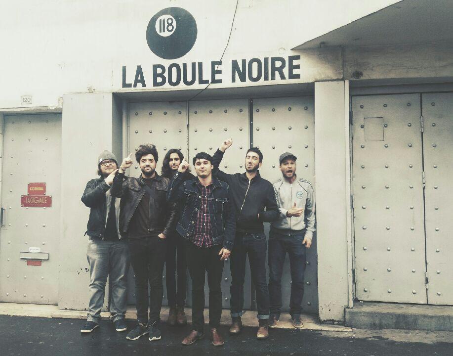 Bigger, show à la Boule Noire Paris Pigalle