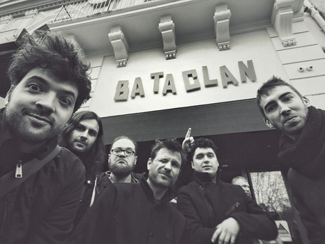 Bigger, concert du groupe rock au Bataclan Paris