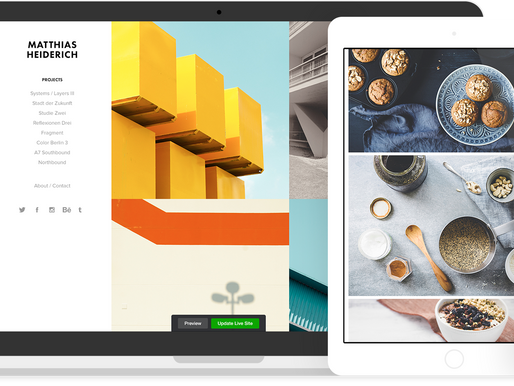 Tips for Creating a Great Portfolio Website