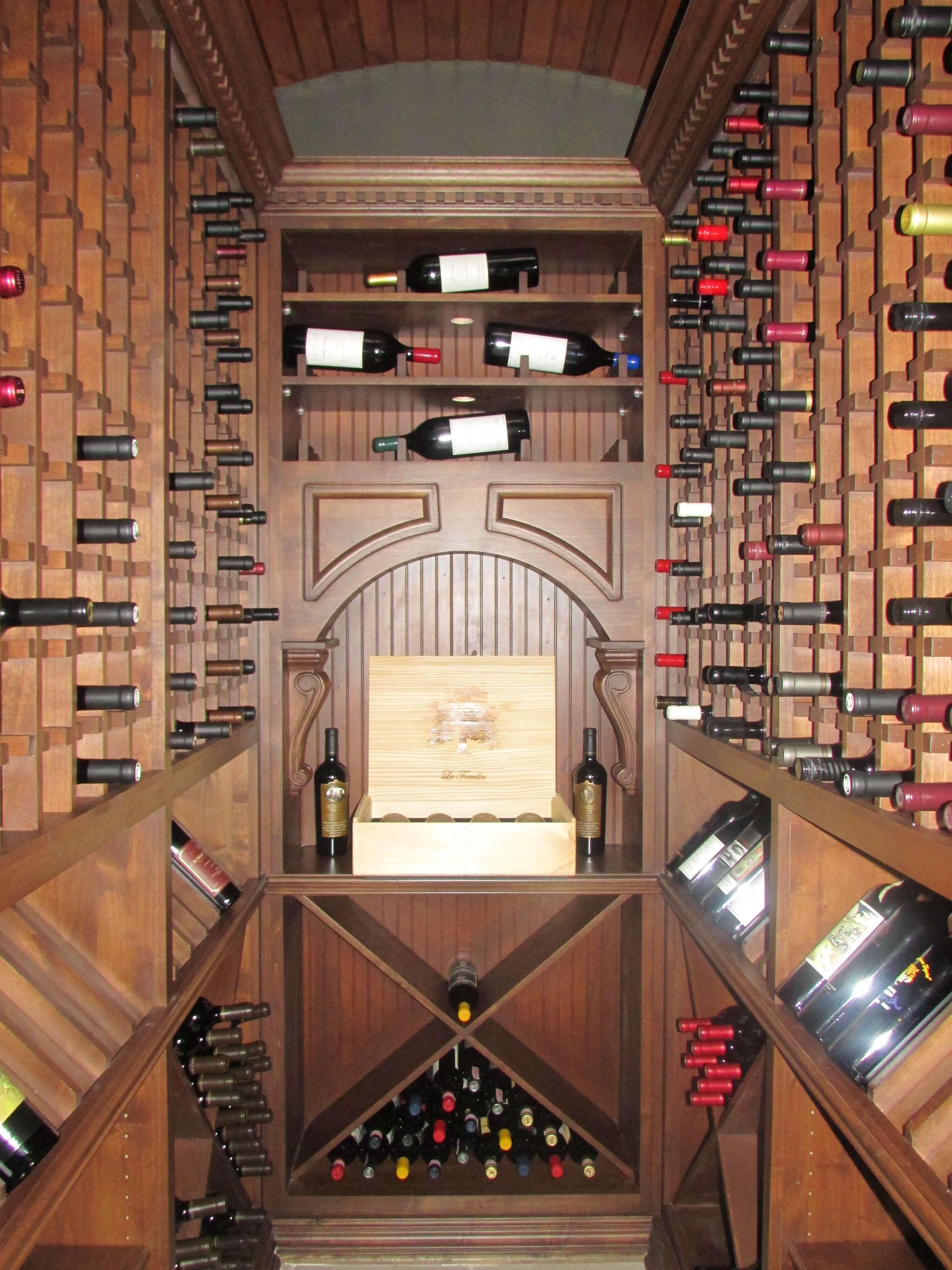 Butler's Pantries, Wine Rooms, Pantries