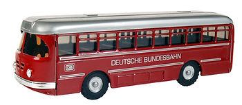 """KOVAP KO.0496 オムニバス""""DB""""ドイツ連邦鉄道"""