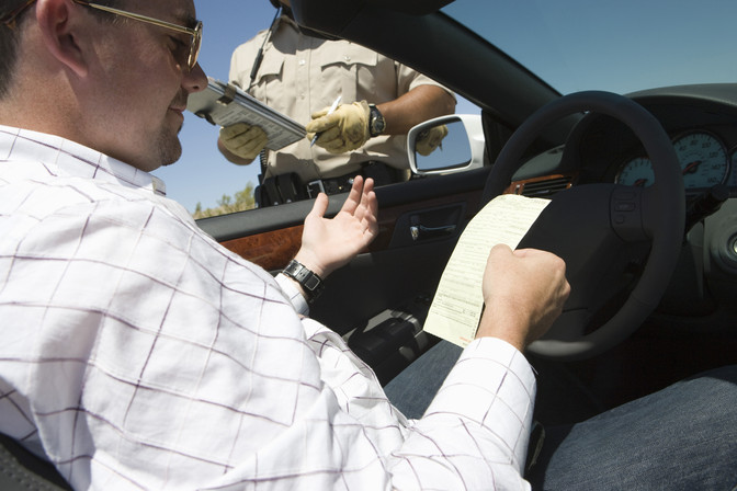 Getting away with it: how Oregon police are toothless to cite bad drivers.
