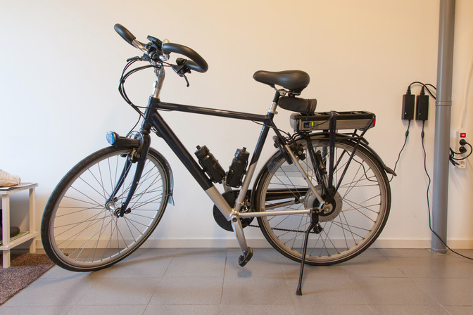 What is an electric assisted bicycle?
